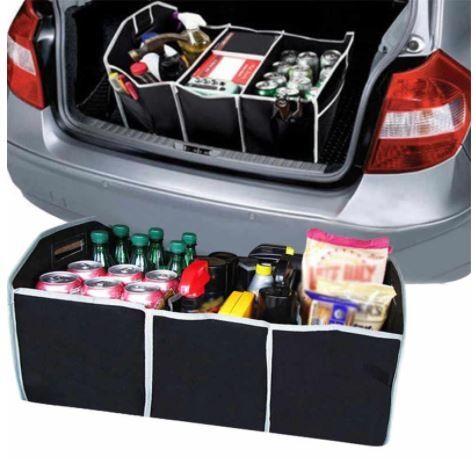 Автомобильный органайзер для багажника