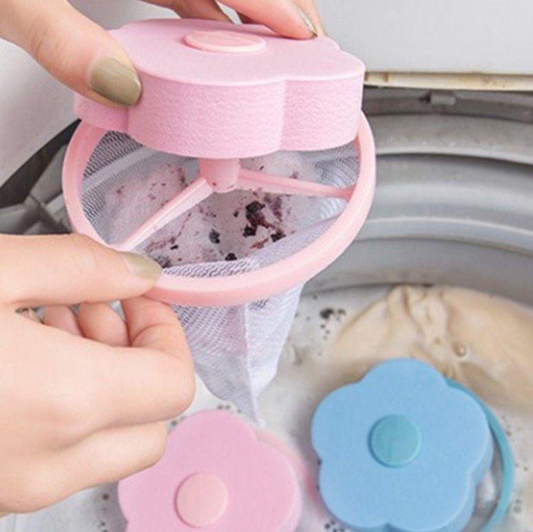 Фильтр для сбора волос и пыли во время стирки