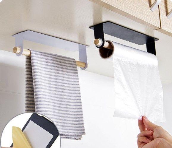 Настенный держатель для полотенец