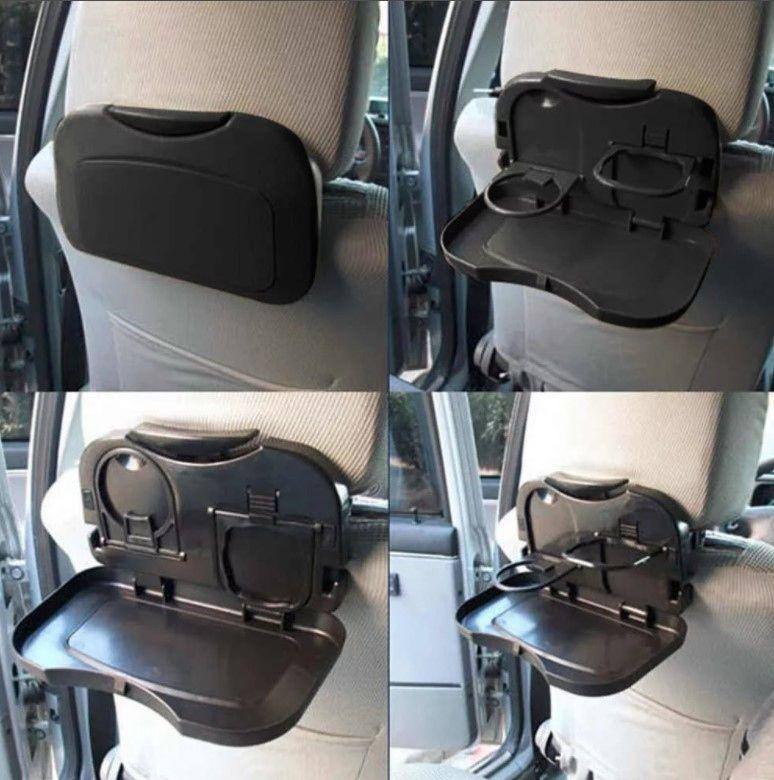 Раскладной столик для заднего сидения автомобиля
