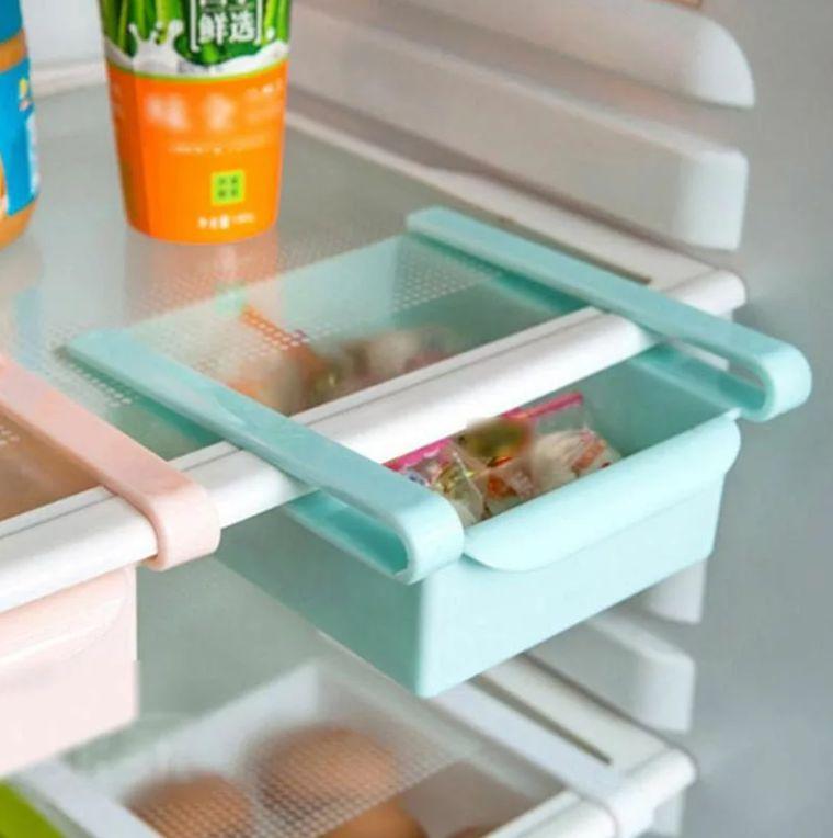 """Подвесной ящик для холодильника Cristal"""" Голубой"""""""