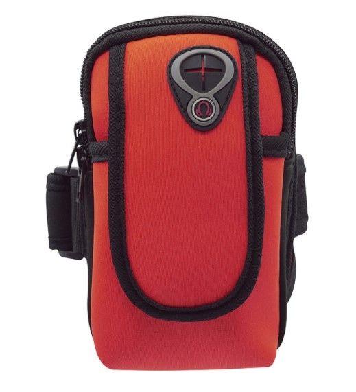 Спортивный чехол для телефона red