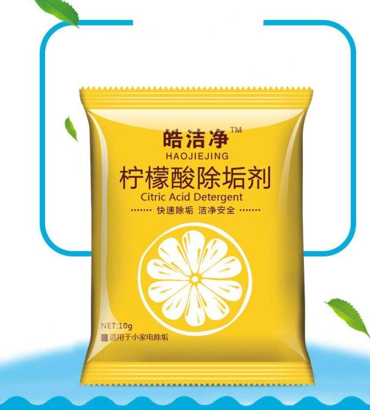 Средство для удаления накипи с лимонной кислотой, 10гр